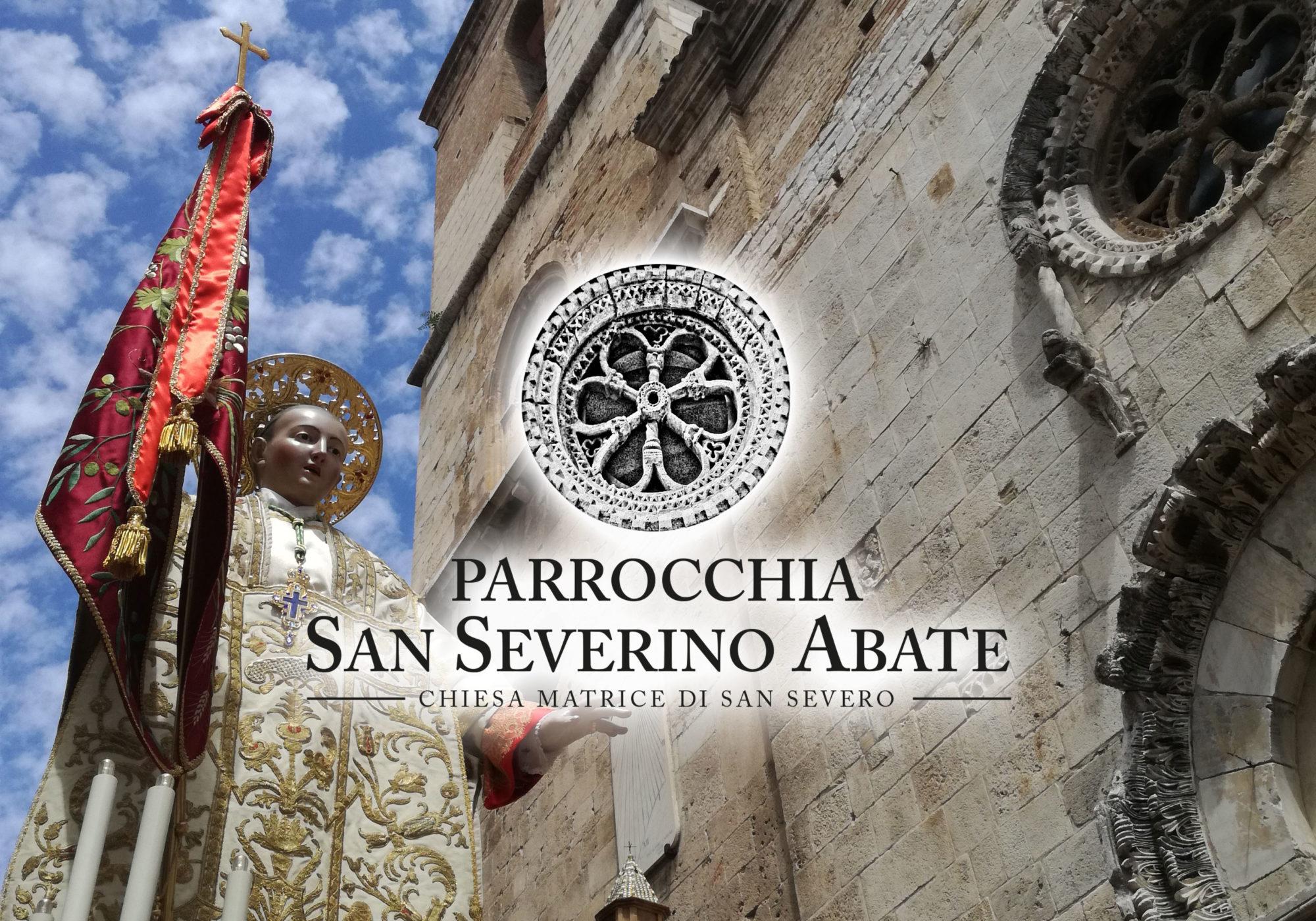 parrocchia S Severino Abate